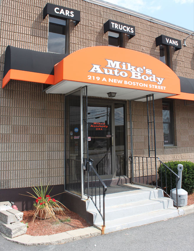 Mike's Auto Body Collision Repair in Woburn MA