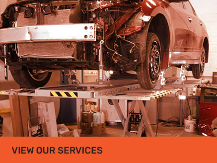 Woburn Auto Body Repair Service